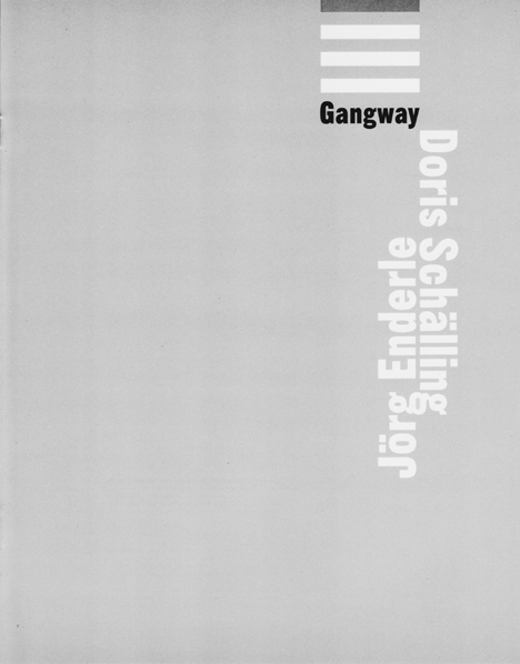 cover Gangway